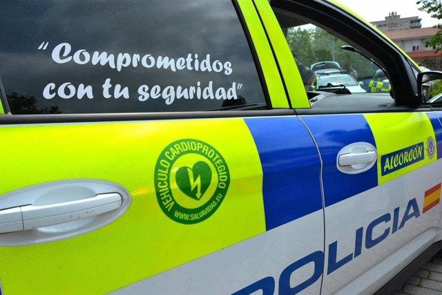 Policía local de Alcorcón