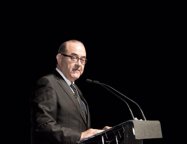 Antonio Fernández-Pro, presidente de la Sociedad Española de Médicos Generales y de Familia.