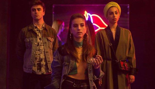 Imagen de la segunda temporada de Élite