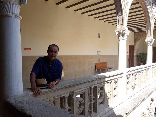 El torero Luis Francisco Esplá en la UNIA