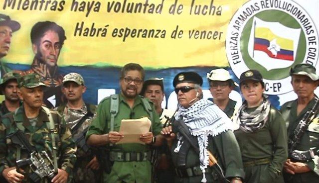 """Colombia.- Iván Márquez anuncia una nueva guerrilla en Colombia ante la """"traició"""