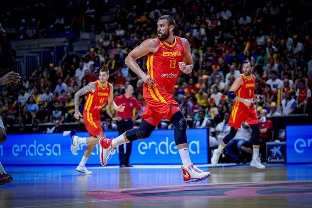 Baloncesto/Mundial.- (Análisis) Grupo C: España mide su renovación en un grupo d
