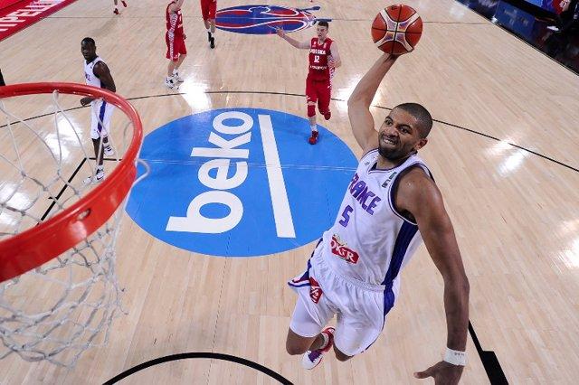 Baloncesto/Mundial.- (Análisis) Grupo G: Una Francia sin Heurtel intimida con Al
