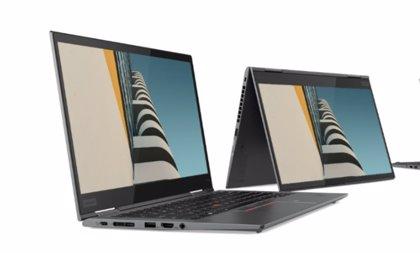 Portaltic.-Los nuevos portátiles ThinkPad de Lenovo incorporan la 10ª generación de procesadores Intel Core