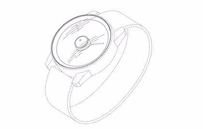 Portaltic.-Google trabaja en el diseño de un reloj inteligente con cámara bajo la pantalla