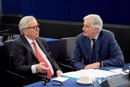 """Brexit.- Barnier garantiza que la UE protegerá la paz en Irlanda: """"Es nuestro deber y responsabilidad"""""""