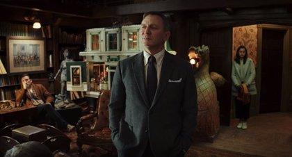 Gato encerrado en el tráiler de Puñales por la espalda, nueva película de Rian Johnson protagonizada por Daniel Craig