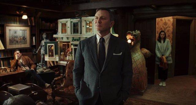 Daniel Craig en el tráiler de Puñales por la espalda