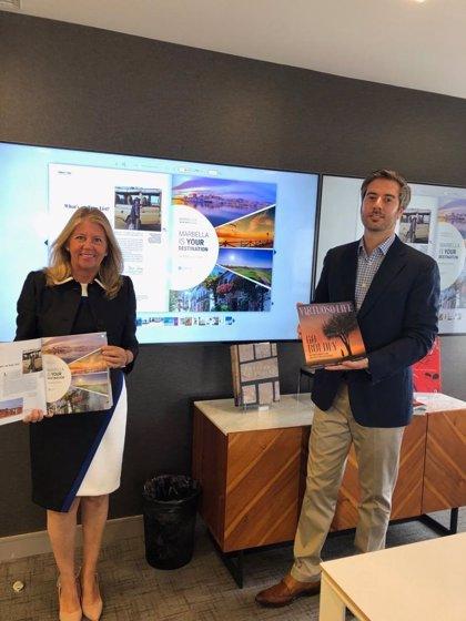 Marbella (Málaga) intensifica su promoción del lujo en Estados Unidos y Canadá