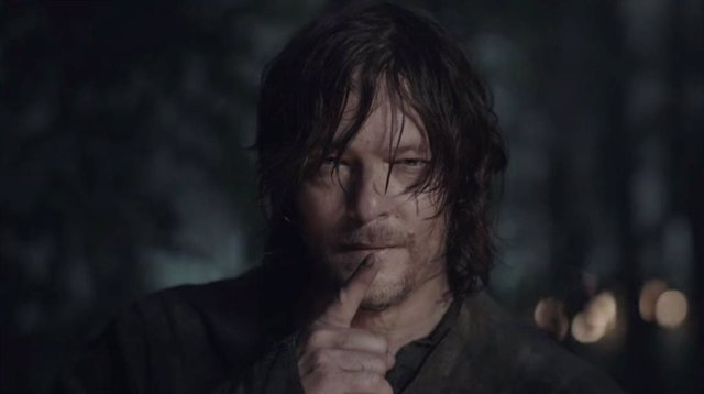 Daryl en la 10º temporada de The Walking Dead