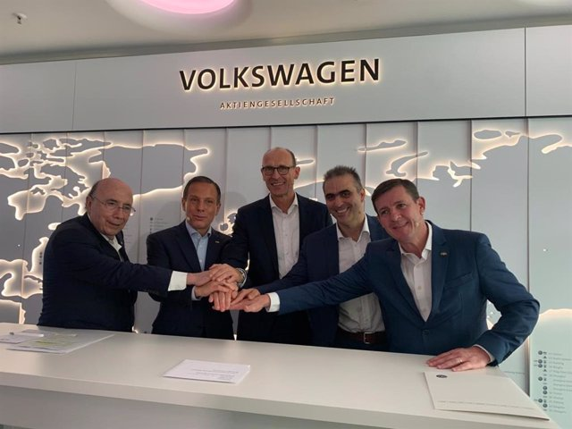 Economía/Motor.- Volkswagen invertirá más de 530 millones en su planta de Sao Be