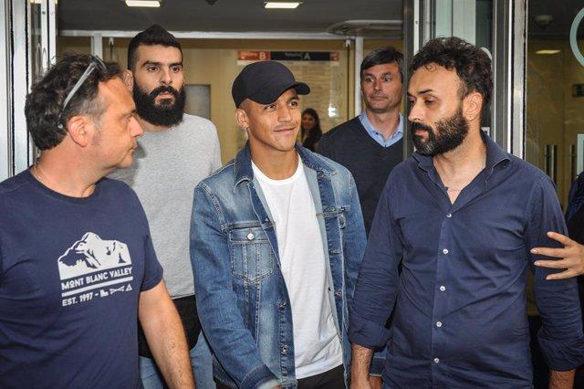 Fútbol.- El Inter confirma la llegada de Alexis Sánchez