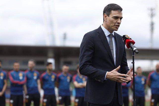 Fútbol.- La clase política arropa a Luis Enrique tras el fallecimiento de su hij