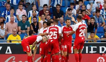 Sevilla, Getafe y Espanyol esperan su suerte en el sorteo de la Liga Europa