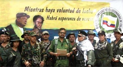 Colombia.- Chile y Ecuador condenan el anuncio de disidentes de las FARC de volver a las armas