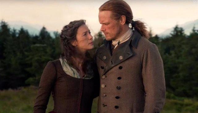 Imagen de la quinta temporada de Outlander