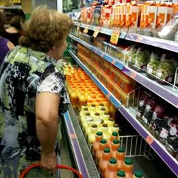 Imagen de recurso de un supermercado.