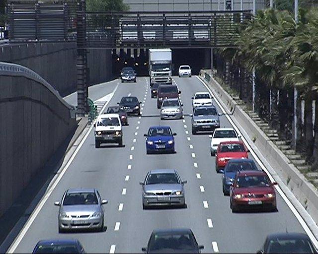 Operación retorno en Barcelona tras puente