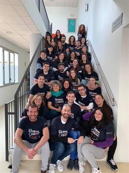 Participantes en una de las actividades del II Plan de Juventud.