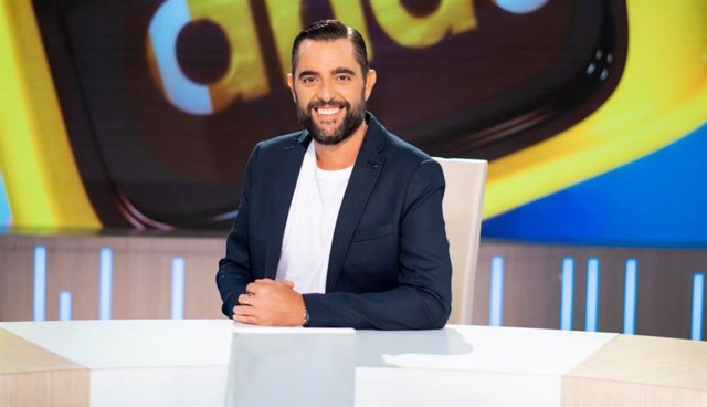 Dani Mateo, nuevo presentador de 'Zapeando'