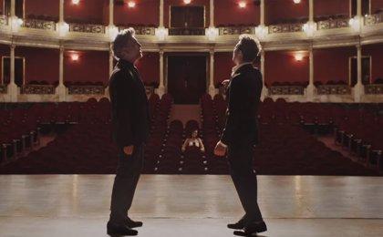 David Bisbal y Alberto Fernández unen sus voces en el bolero ranchero 'Abriré la puerta'