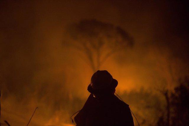 Bolivia.- El Gobierno de Bolivia reduce los focos de calor de 8.000 a 142 en la