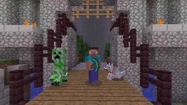 Facebook desarrolla un asistente virtual en Minecraft para ampliar las tareas qu