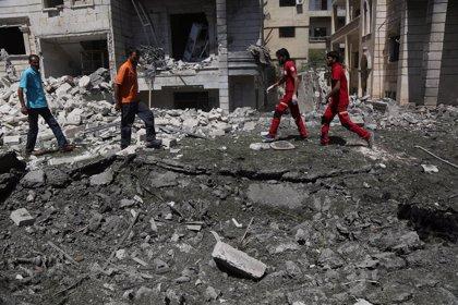 Siria.- Rusia anuncia un alto el fuego del Ejército sirio en Idlib a partir del sábado