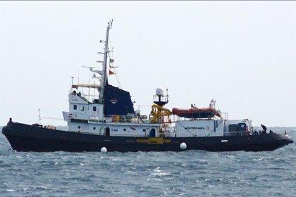 Europa.- El 'Mare Jonio' pide de forma urgente un puerto de desembarco ante la falta de agua