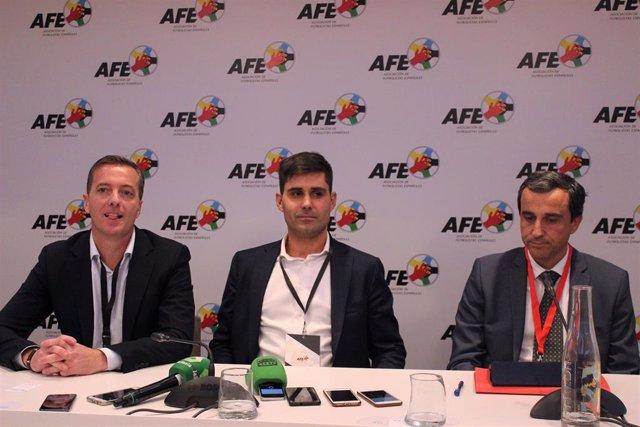 Fútbol.- AFE sólo valida 614 firmas de AFE Unidos y no convoca Asamblea Extraord