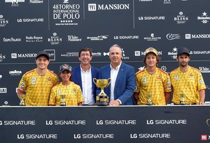 Torneopolo.- Brunei Polo se proclama vencedor de la Copa de Oro LG Signature de mediano hándicap