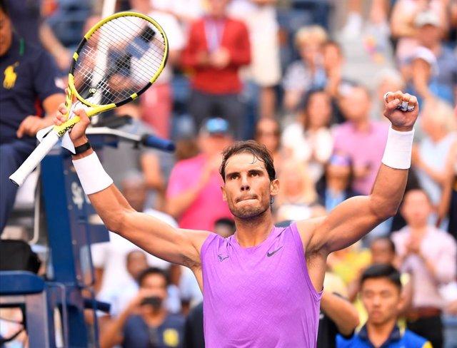 Tenis/US Open.- Nadal encuentra el ritmo y se mete en octavos junto a un históri