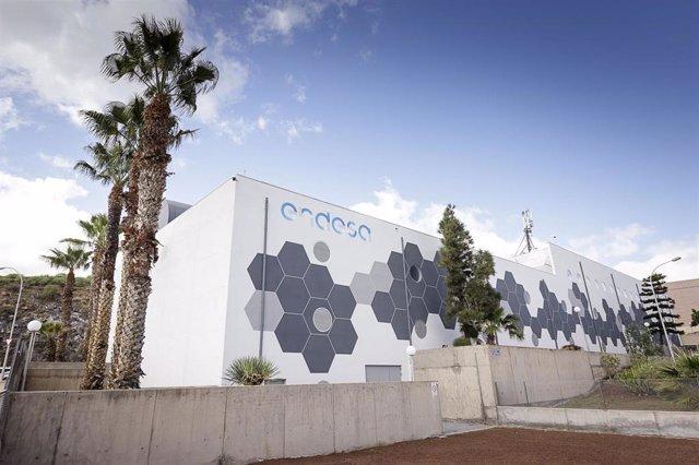 Centro de producción de Endesa