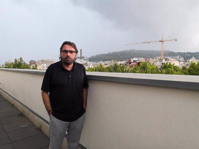El secretario general de UGT de Catalunya, Camil Ros.