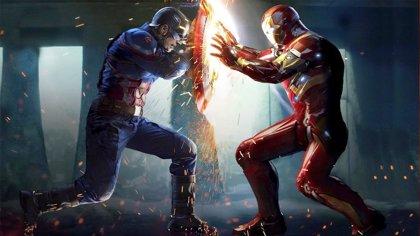 ¿Era Tony Stark (Iron Man) un súper soldado como Capitán América?