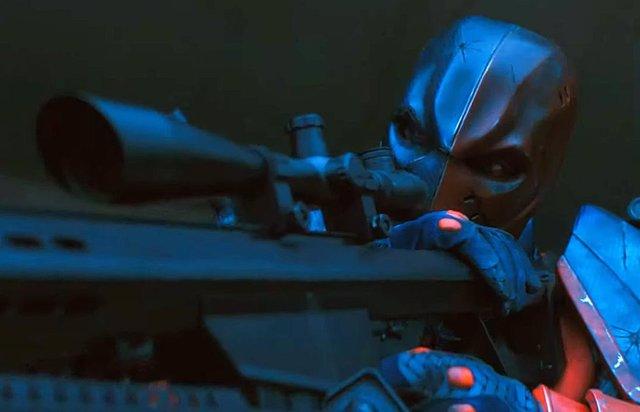 El nuevo Deathstroke en la 2ª Temporada de Titans