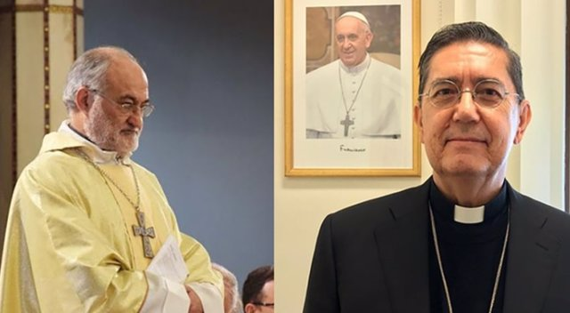 Mons. Ayuso y Mons. López Romero, nuevos cardenales españoles