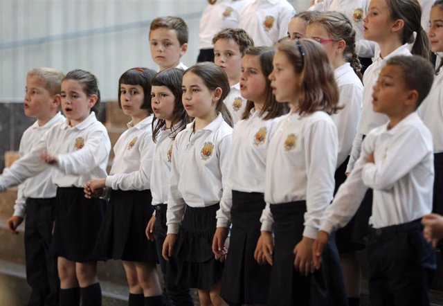 Coro Infantil del Orfeón Pamplonés