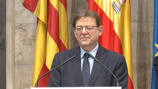 Ximo Puig, en una imagen de archivo