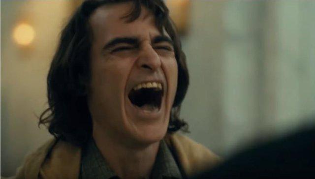 Joaquin Phoenix en un fotograma
