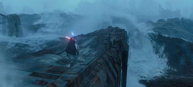 Rey y Kylo Ren luchan en el tráiler de Star Wars: El Ascenso de Skywalker