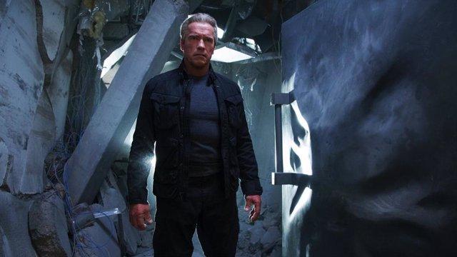 Arnold Schwarzenegger en Terminator: Destino Oscuro