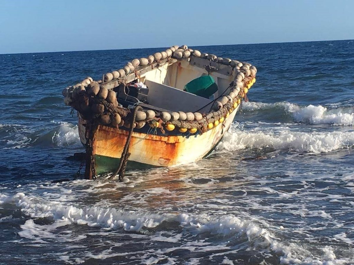 Aumentan a 61 los migrantes interceptados en cuatro pateras llegadas a Ibiza este fin de semana