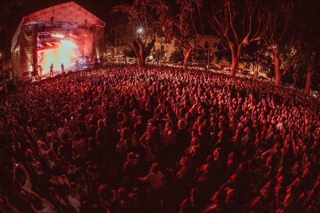Festival Acústica bate récord de asistencia