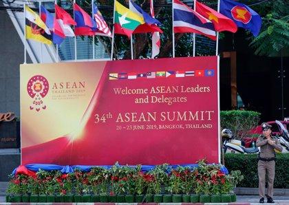 Asia.- EEUU realiza sus primeros ejercicios militares conjuntos con los miembros de la ASEAN
