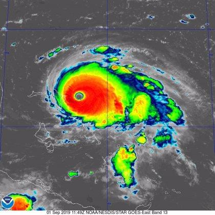 EEUU.-El gobernador de Carolina del Sur ordena la evacuación obligatoria de 800.000 personas ante la llegada de 'Dorian'