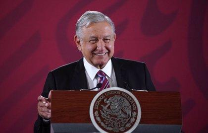 López Obrador promete un reparto equitativo de la riqueza en México y asegura que la prioridad es el bienestar general