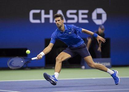 Djokovic abandona por lesión entre abucheos del público estadounidense