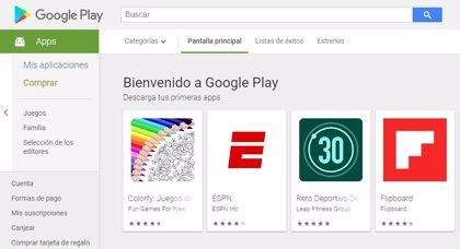 Portaltic.-Google Play reproducirá automáticamente los anuncios a partir de este mes