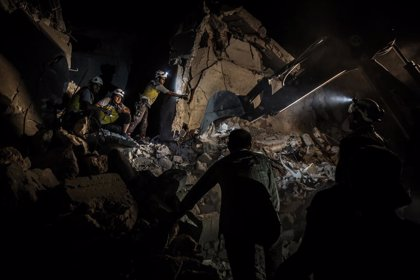 Siria.- La OMS denuncia ataques contra cuatro hospitales y tres centros de atención primaria en el noroeste de Siria
